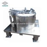 固体液体の分離器の平らなタイプ上部の排出の遠心分離機
