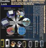 Schrank-Karten-Schließfach-Verschluss der Sicherheits-MIFARE für Sauna