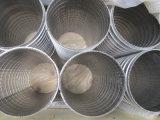 Спиральная Screns (с помощью проволоки основания штока)