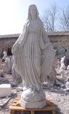 [فيرجن مري] تمثال حجارة نحت لأنّ رخاميّة حديقة نحت ([س-إكس1083])
