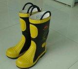 En пожарных загружается / Огнестойкие защитные ботинки