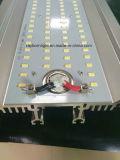 Venta de fábrica con protección IP65 de 1200mm 150W LED de iluminación exterior transparente lineal