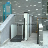 Zugangs-elektrischer Rollstuhl-Aufzug-Höhenruder für Behinderte