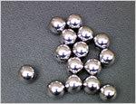 O rolamento de esferas de aço cromado 1.588mm G5 G10