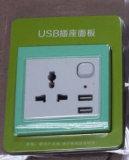 Стенная розетка USB, стенная розетка, стенная розетка Universal с USB