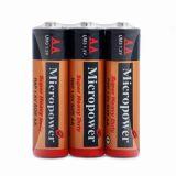 Хорошая батарея качества 1.5V AA сухая (AA/R6P/UM3)