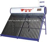 Integrativer unter Druck gesetzter Solarwarmwasserbereiter (WB-P01)