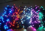 Luz do diodo emissor de luz do Natal