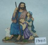Artesanato de alívio religiosa cristã