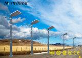 15W Nuevo Diseño de ahorro de energía LED Lámpara de luz solar calle