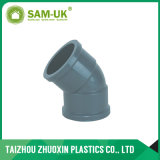 Accessorio per tubi del PVC, un gomito di 90 gradi