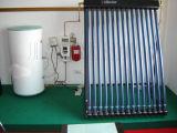 Tubo de calor completo sistema de coletor solar