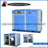 Lärmarme Luft/wassergekühlter Schrauben-Kompressor