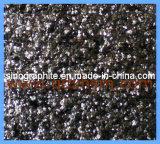 Material de fricción de pastillas de freno de grafito de uso
