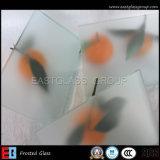 Отсутствие заморозок фингерпринтов/кисловочное стекло Eteched/здания