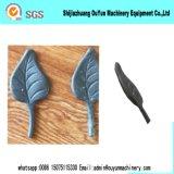 Furnoitureのための錬鉄の鋳造の葉