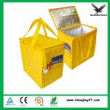관례 6 팩 비 길쌈된 격리된 열 점심 냉각기 부대 도매 중국 제조