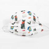 Wegwerpbaar, 3-laags, meltblown doek, Fashion Halloween-beschermend masker
