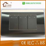 Interrupteur d'alimentation chaud de modèle moderne de vente d'usine avec le certificat de la CE