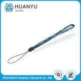 Personalizar la herramienta de cuerda ajustable cordón redondo en blanco para el titular de la pluma