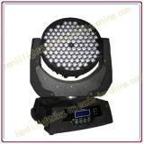 108 bewegliche Hauptwäsche PCS-RGBW LED für Stadiums-Beleuchtung