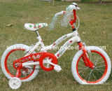 16 polegada Kid Aluguer com pneu Branco Kb-038