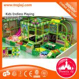 Fabricante de interior de Playsets del jardín de la infancia del equipo de interior bien del patio
