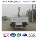 販売のためのDongfeng 3tonのトラッククレーン