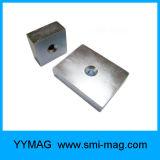 極度の強いネオジムのブロックのニッケルの磁石の永久マグネット発電機