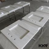 Künstlicher Steinbadezimmer-Eitelkeits-Küche-OberseiteCountertop