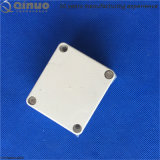 Piccola scatola di giunzione impermeabile di plastica su ordinazione quadrata di Qinuo 63*58*35 millimetro