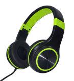 Écouteur sans fil de bandeau d'Overear Bluetooth pour la musique