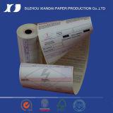 Le plus populaire 76*70mm marché Paquet de rouleau de papier thermique
