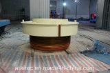 Quarz-Kegel-Zerkleinerungsmaschine für Gesamtheit (HPY400)