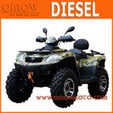 Motor diesel de 900cc 4X4 Quad