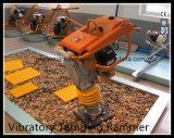 Stamper van het Opvulmateriaal van de Prijs van de fabriek de Trillings gyt-77r met Robin Eh12 Engine