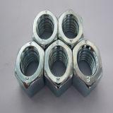 Tuercas hexagonales de acero al carbono DIN934 Class10 Zp