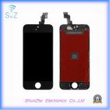 セルiPhone 5s 5c LCDのためのスマートな電話表示タッチ画面LCD