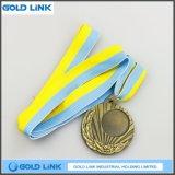旧式な真鍮メダルカスタム賞メダルブランクメダルクラフト