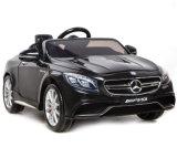 Дети Mercedes Benz лицензированных поездка на автомобиле игрушка