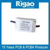 LED 위원회 빛을%s 전통적인 강압 변압기 회로를 가진 LED 운전사 전력 공급