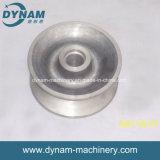 La lega di alluminio dell'OEM il pezzo meccanico di CNC della rotella della pressofusione