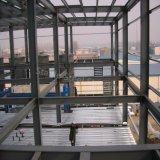 Baustahl-Aufbau für Werkstatt und Lager
