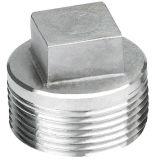 304/316/cubierta de extremo del acero inoxidable 321