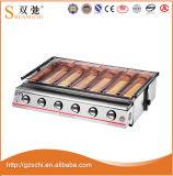 Grade Smokeless ao ar livre do gás do BBQ do aço inoxidável da venda quente