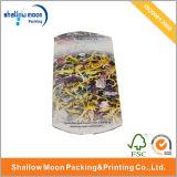 주문을 받아서 만들어진 호화스러운 서류상 베개 포장 종이상자 (QYCI15201)