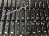 48V Pak van de 16.5ah13s5p het Nieuwe Hailong Downtube Batterij met USB, Schakelaar