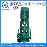Pompa centrifuga a due fasi verticale