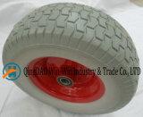 원예용 도구 손수레 바퀴를 위한 16*6.50-8/650-8 PU 거품 바퀴