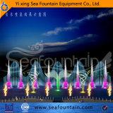 Type fontaine de combinaison de gicleur de la musique 3D de multimédia